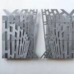 PICAZO, 2018, ST, 3Dprint, 39x58x1,5cm