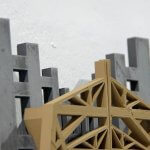 PICAZO, 2018, ST, 3Dprint (copper, bronze, steel)28x20x6cm (4)