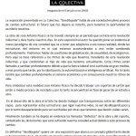 Jose antonio Picazo - Desdibujada - La Colectiva - Xativa
